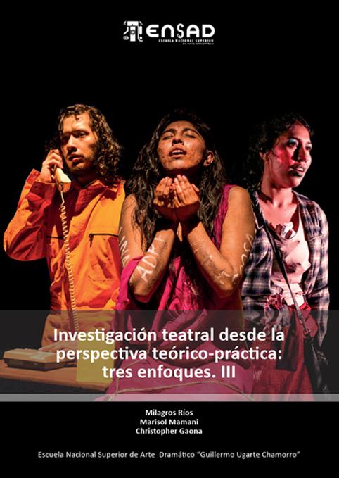 Investigacion Teatral Iii