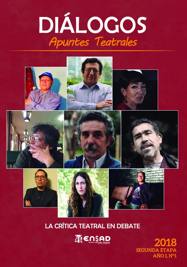 Portada Revista Textos Dialogos 2018