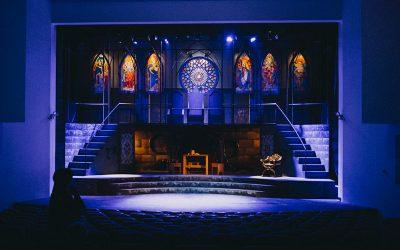 El diseño teatral: breve repaso histórico, Remberto Latorre