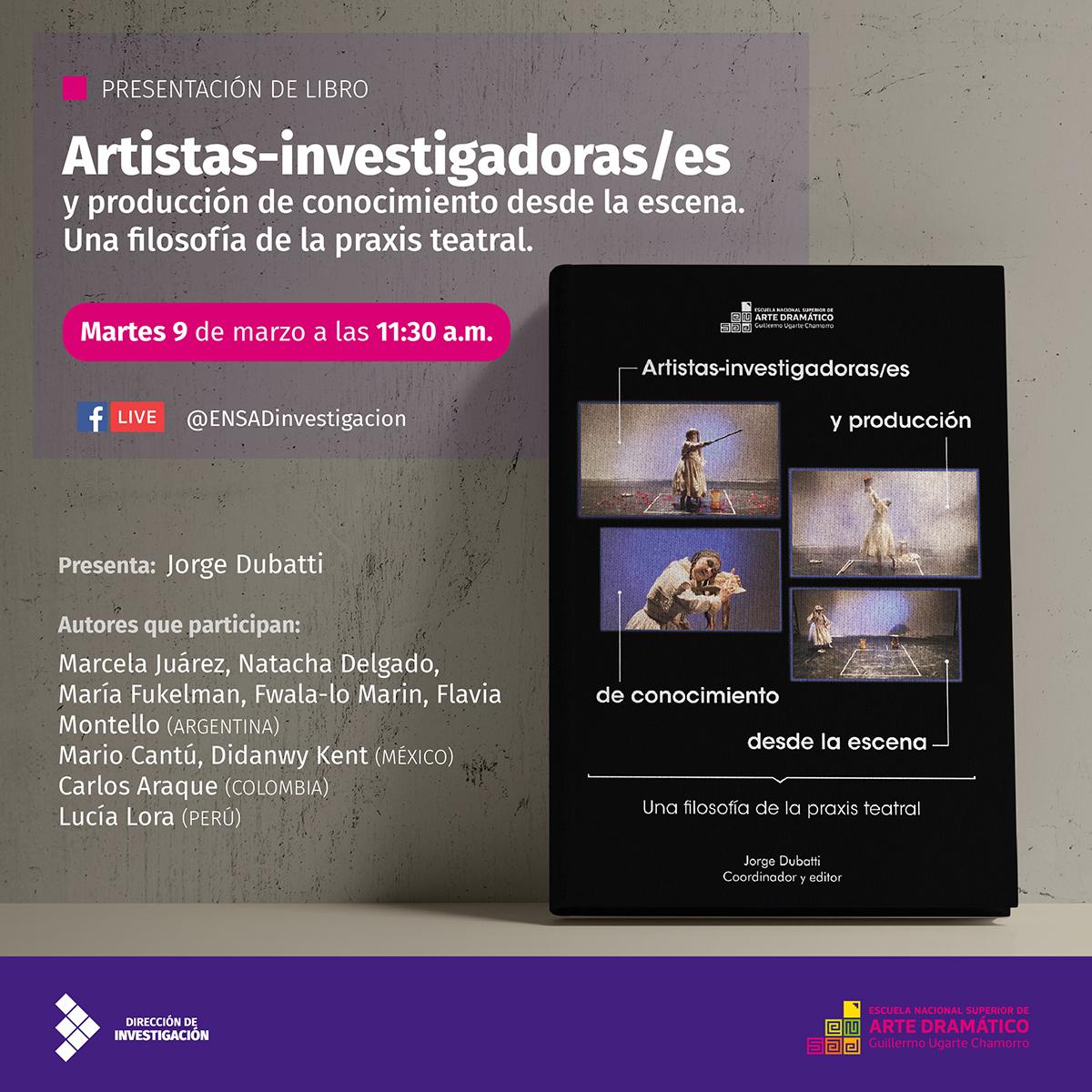 Artistas Investigadores Baja