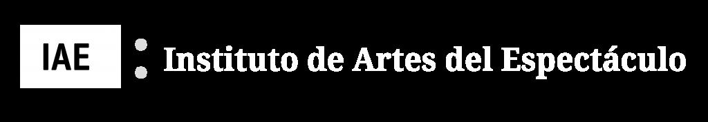 Logo Iae Blanco